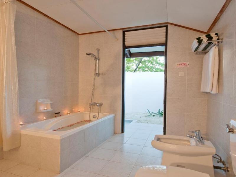 Accommodation Paradise Island Resort Spa Maldives