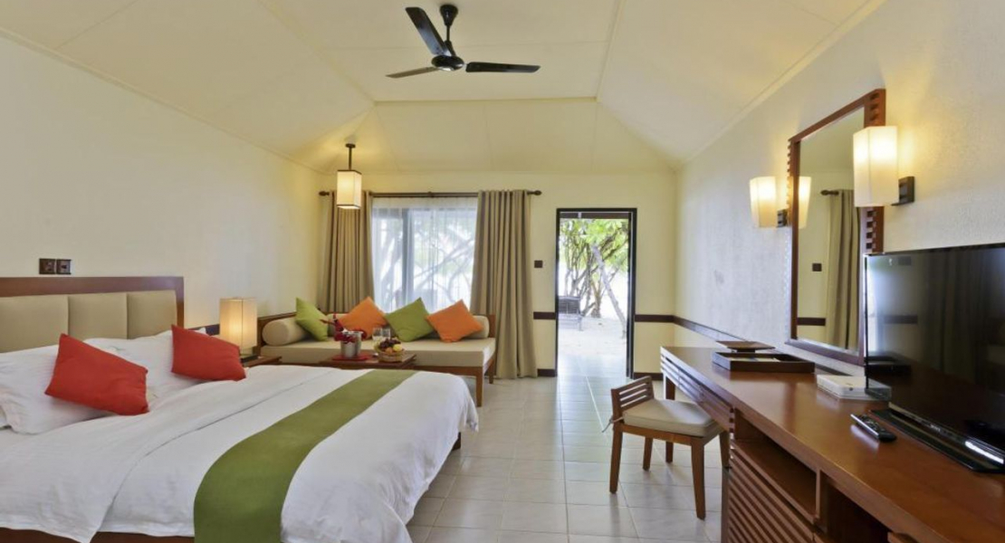 Superior Beach Bungalow – Maldives Holiday Paradise Island Resort