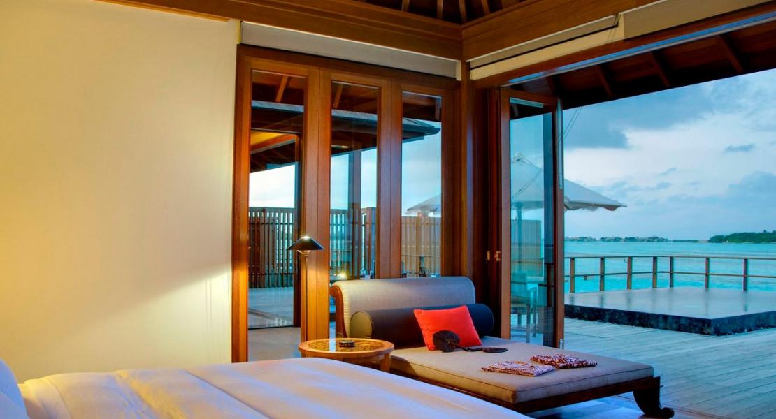 Haven Suite – Maldives Holiday Paradise Island Resort