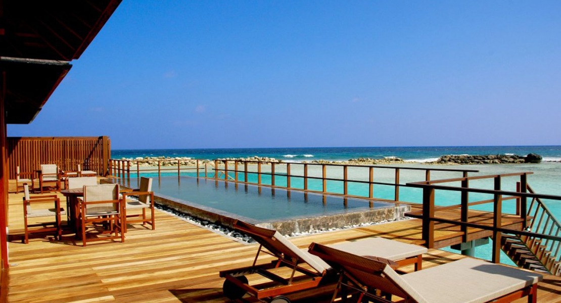 Ocean Suite – Maldives Holiday Paradise Island Resort